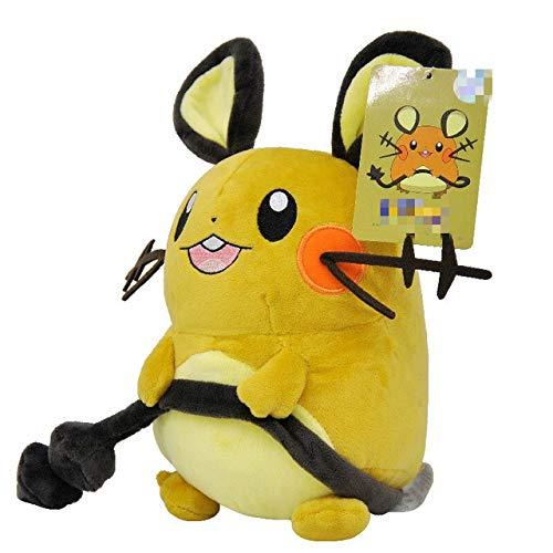 Pokemon Pikachu Dedenne Eevee Plüschtiere Jigglypuff Charmander Gengar Bulbasaur Tier Plüsch Gefüllte Spielzeuge Für Kinder 25cm