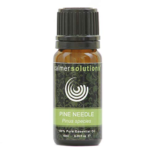 Aguja Del Pino 100% Aceite De Aromaterapia Esencial Puro 10ml