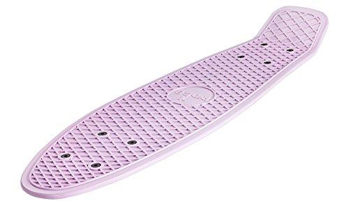 Ridge Cruiser Skateboard Deck, Rose Pastel, 27 Zoll