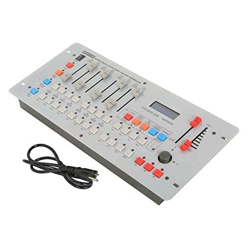 Tengchang DMX Controller DMX 512 DJ Lighting Disco 240 CH Controller Console For Stage Light Mixing Desk