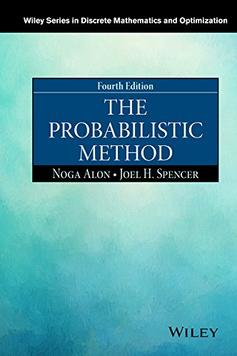 The Probabilistic Method (Wiley Series in Discrete Mathematics and Optimization) (English Edition)