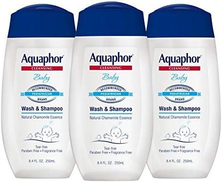 Top 10 Best aquaphor baby wash and shampoo