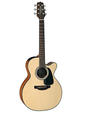Guitarra takamine mini auditorium cutaway electro + housse