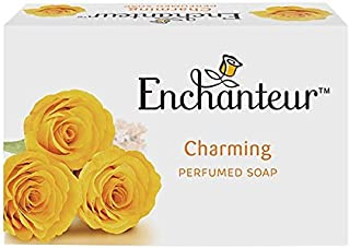 Enchanteur Charming Bar Soap, Perfumed Soap, 90g (Pack of 2)