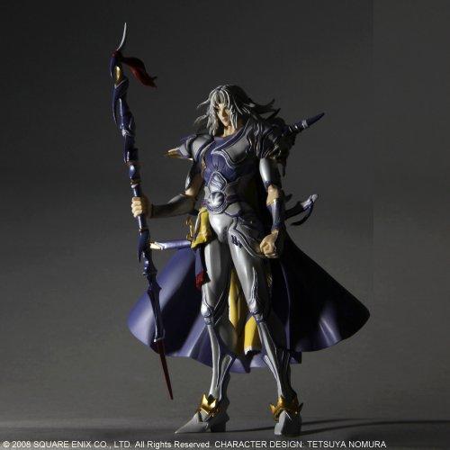Cecil - Dissidia Final Fantasy Action Figure - Trading Arts Volume 2