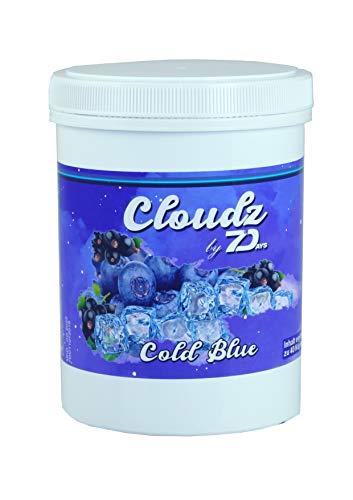 Cloudz by 7Days Cold Blue - Dampfsteine Inhalt: 0,50 kg (1kg / 49,80€)