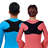 [Hot 2019] Back Posture Corrector for Men & Women & Clavicle Support Device for Thoracic Kyphosis and Providing Pain Relief from Back Neck & Shoulder