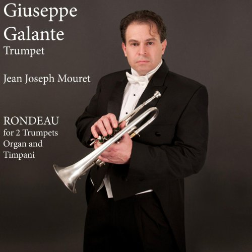 Jean Joseph Mouret - Rondeau for 2 Trumpets, Organ and Timpani