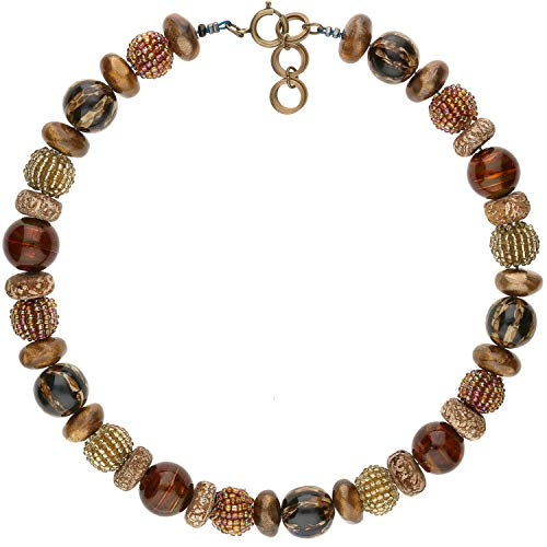 langani Kette Braunie Damen-Halskette Handmade Since 1952
