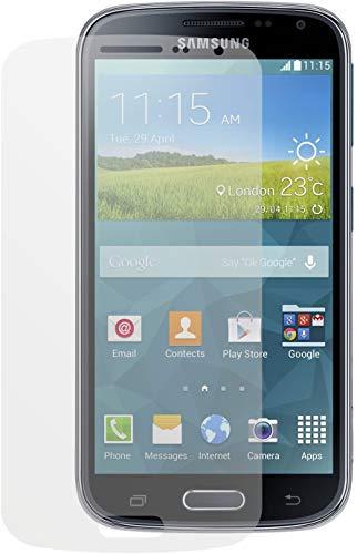 dipos I 2X Schutzfolie matt kompatibel mit Samsung Galaxy K Zoom Folie Bildschirmschutzfolie