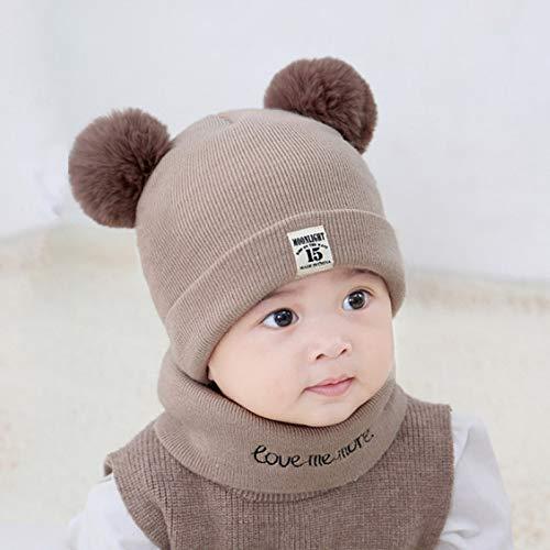 Xme Herbst und Winter Kinder Hut, Baby Wollmütze, warme Baby Mütze