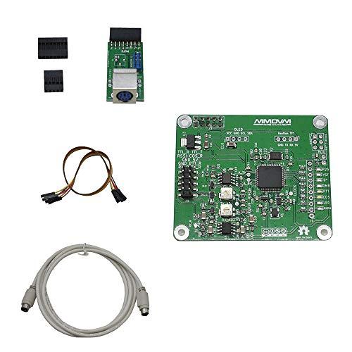 weichuang Elektronisches Zubehör Relaisboard RPT HAT RPi Relais + 1 Stück Erweiterungsplatine für RPi Elektronikteile Elektronikzubehör