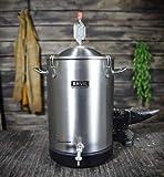 Anvil Stainless Steel Bucket Fermenter - 7.5 gallon...