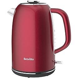 Breville Colour Notes 1.7 L Kettle, Red