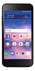 in budget affordable LG Rebel 4 4G LTE Smartphone with Prepaid Carrier Binding Tracfone – Black – 16 GB – SIM Card Included –…