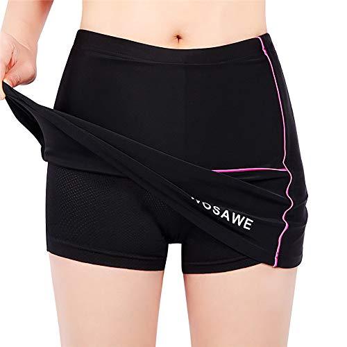 LXZH - Radsportunterwäsche für Damen in Skirt, Größe XL