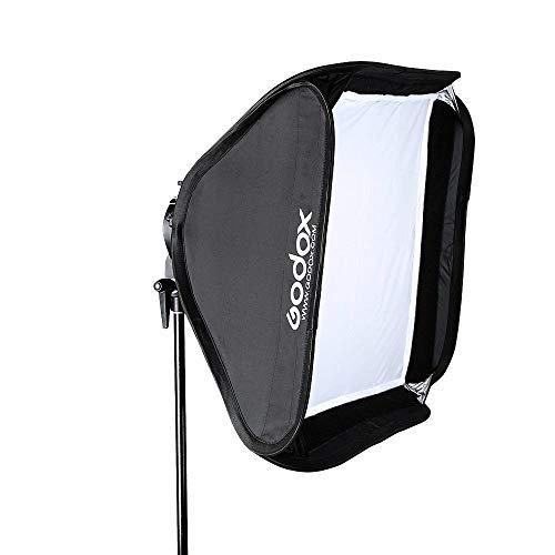 Godox 80x80cm Softbox Bag Kit for Camera...