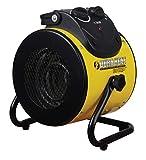 Dura Heat Electric Forced Air Heater, 5,120 BTU- EUH1500 (Renewed)