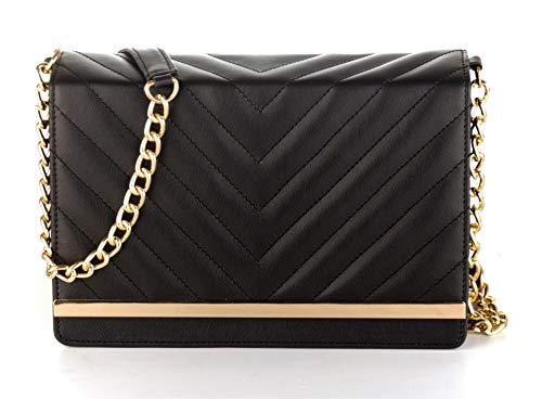 ADISA Women's & Girls' Sling Bag (SL5022-BLA_Black)