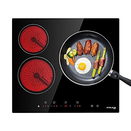 GASLAND Chef CH603BF Glaskeramikkochfeld...