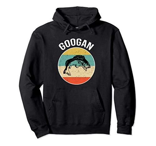 Googan Shirt Fishing Fisherman Gift Pullover Hoodie
