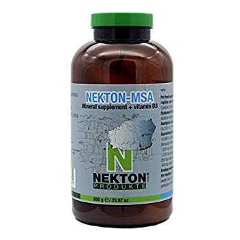 Nekton MSA - Préparation minérale - 850 g - XXL