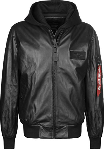 MA-1 D-Tec Leather LW