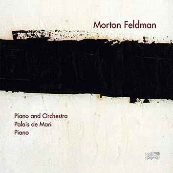 Morton Feldman: Piano Music