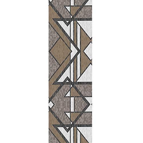 Anti Slip Alfombra for Corredor/Cocina Suelo Escaleras/Estera de Pasillo Mat alfombras de escaleras Corredores (Size : 80×600cm/2'8'×19'8')