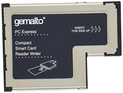 Lenovo Gemplus ExpressCard Smart Card Reader Fuer 54mm ExpressCard Slot