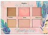 Paleta Cheek Play Ruby Rose HB-7502