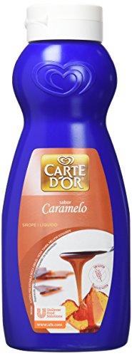 Carte D'Or - Sirope líquido - Sabor Caramelo - 717 ml - [Pack de 3]