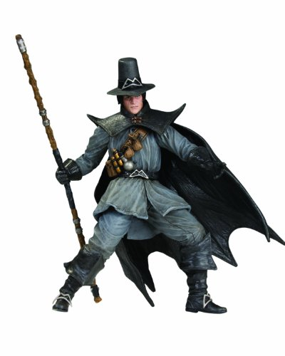 Batman: The Return of Bruce Wayne Witch Hunter figurine