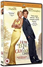 How To Lose A Guy In 10 Days [DVD] [2003] by Kate Hudson