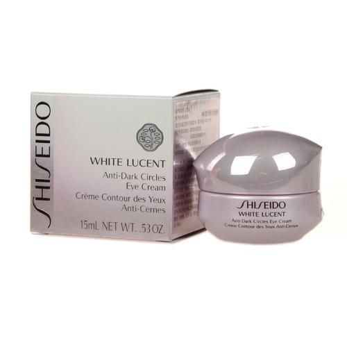 White Lucent Anti-Dark Circles Eye Cream Shiseido 0.53 oz Eye Cream for Unisex