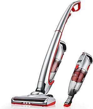 Deik Cordless Stick Rechargeable Handheld Vacuum