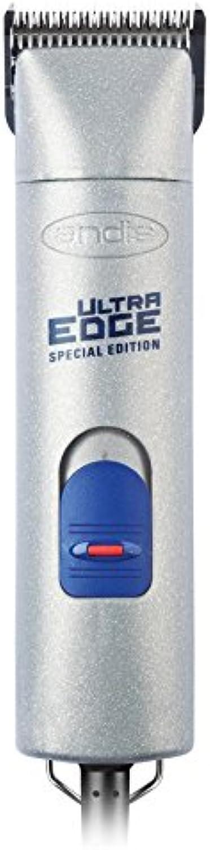 Andis Ultra Edge 2Speed Clipper w 10 Bld Silver