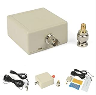 FidgetKute Portable LW1650 HF 1.6-50 MHz QRP Antenna 16m Cable + Balun 9:1 for SDR Show One Size