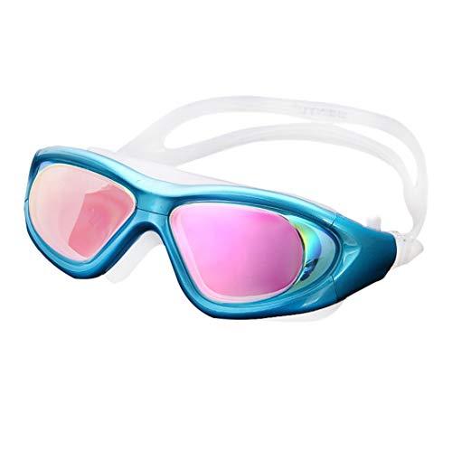 Fusanadarn zwembril antifog en anti-uv-bril, voor zwembrillen, maat