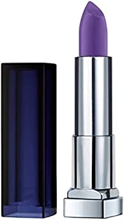 Maybelline Color Sensational Loaded Bolds - 891 Sapphire Siren - Lipstick barra de labios Violeta Crema - Barras de labios...