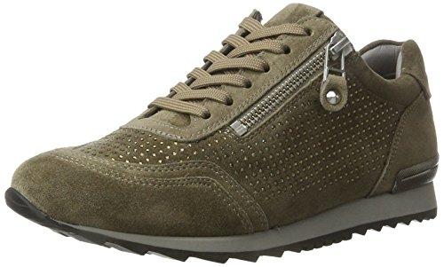 Kennel und Schmenger Damen Runner Sneakers, Grau (Taupe Sohle Grau), 40.5 EU (7 UK)