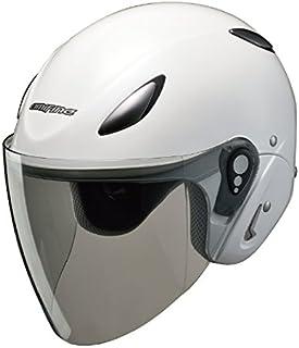 Honda(ホンダ) amifine ヘルメット FH1B パールホワイト 0SHGB-FH1B-WF ジェット
