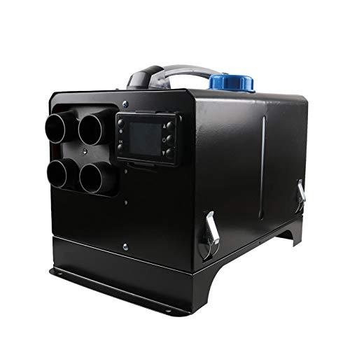 Schildeng 24V 8KW Diesel Standheizung Luftheizung Air Diesel Fernbedienung LCD-Anzeige Für LKW, Boot, Autoanhänger, Wohnmobile, Tourenwagen, Wohnmobile, Wohnwagen
