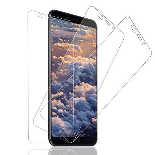 SNUNGPHIR® Cristal Templado Xiaomi Mi A2, 3-Pack Protector