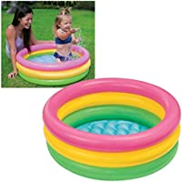 "Intex 34"" X 10"" Sunset Glow Baby Pool"