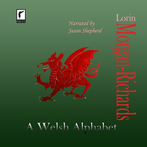A Welsh Alphabet audiobook cover art