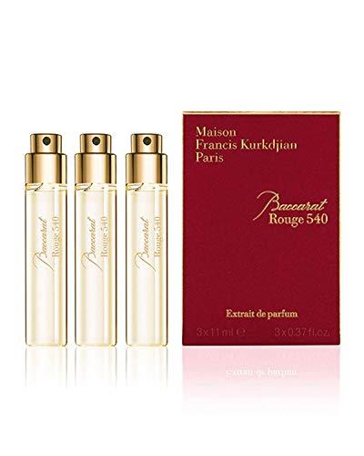 Maison Francis Kurkdjian Paris Baccarat Rouge 540 Extrait de Parfum 3x11 ml