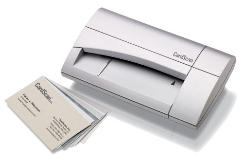 Buy Bargain Consumer Electronic Products CardScan Executive v8 Card Scanner Supply Store