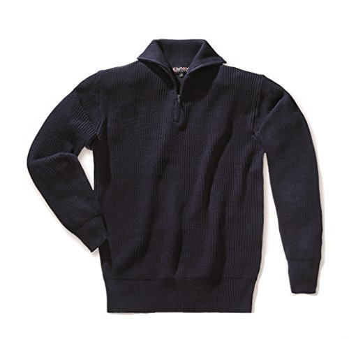 ELUTEX 730 Troyer/Arbeits-Pullover, Marine (L)