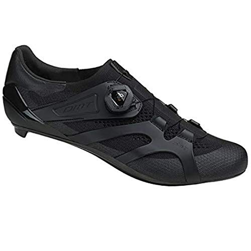 DMT KR2 Rennradschuh Schwarz roadbike Shoes Black (Numeric_42)